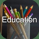 Education tax claim
