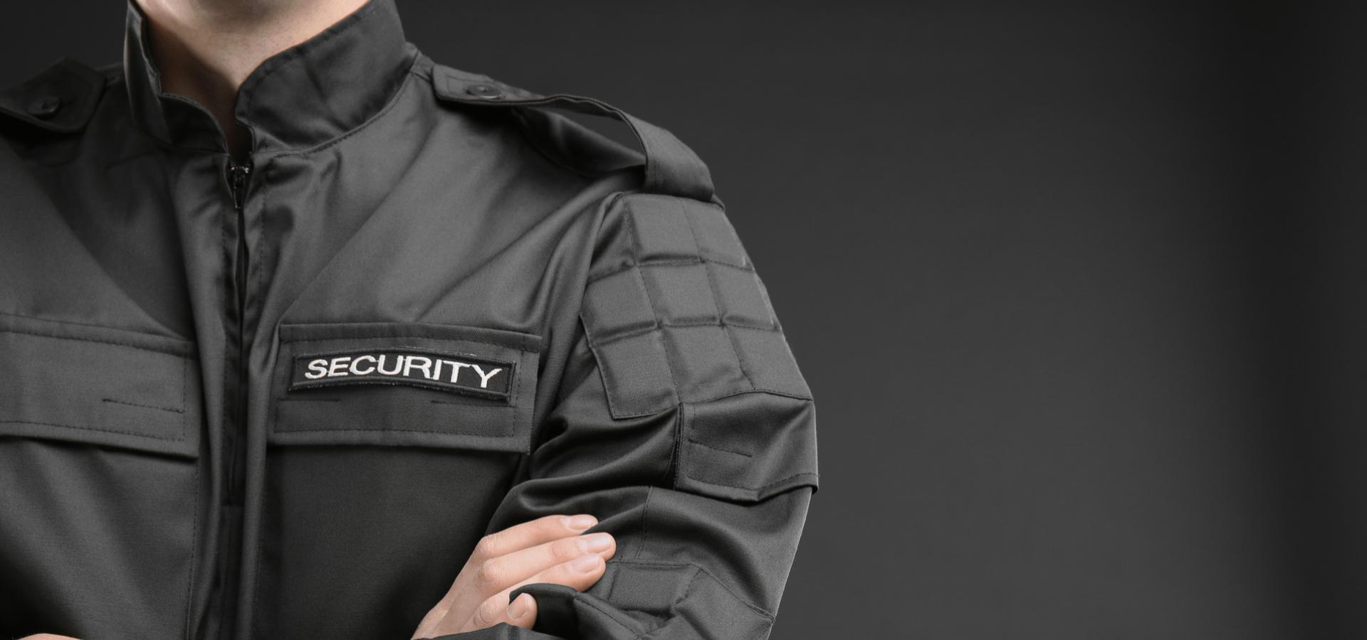 Security Main Slider