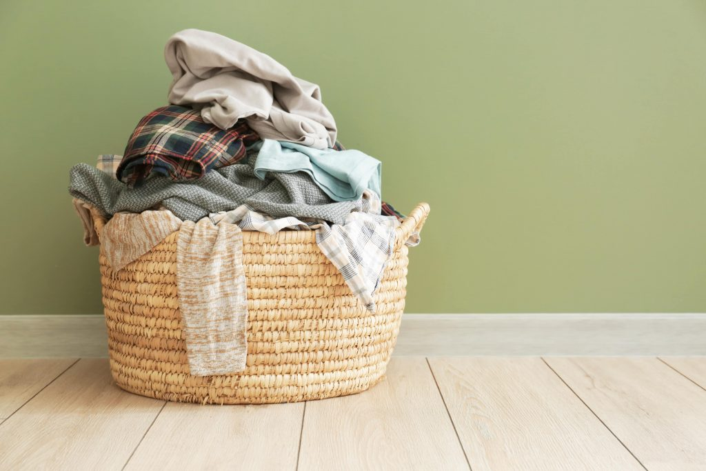 laundry due a tax refund